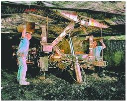 Mining Name Anjialing Underground Mining Tools